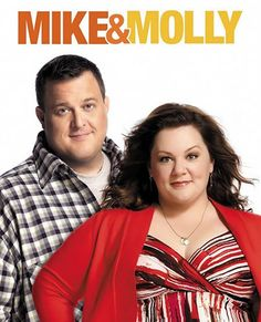 Mike And Molly ...she is the funniest woman ever !