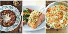 From grilled salmon to indulgent chowders, discover a new way to enjoy fish and seafood.