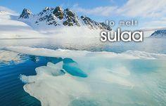 sulaa ~to melt