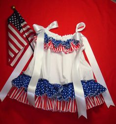4th of july girl outfits
