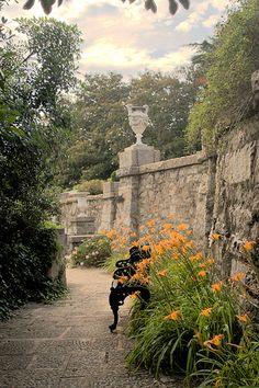 ~Italian Gardens • Beauty of Flowers & Gardens
