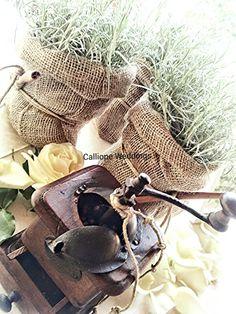 #Centrotavola #matrimonio #shabby #chic