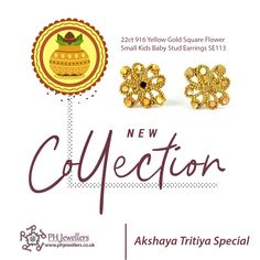 These stunning delicate Gold Square Flower Small Kids Stud Earrings are the great fusion of traditional Indian and Western design, making it quite appropriate with both Indian and Western wear. Fastening is very safe and good for Kids, babies ➡️ SHOP NOW! Diamond Pendant Necklace, Gold Earrings, Drop Earrings, Preston Uk, White Gold Jewelry, Western Wear, Baby Shop, Ph, Baby Kids