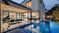 Even in small spaces it is possible to build a modern and pleasant small pool for residents. To solve this problem requires good planning, tricks rega.