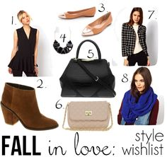 fall fashion must haves!