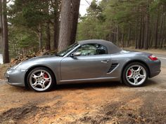 My Boxster S.