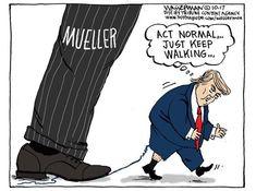 Trump never fails to prove his idiocy!