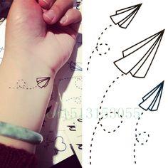 f7eda66300334 Waterproof Temporary Tattoo Sticker mandala henna bird feather body art  tatto flash tatoo fake tattoos for girl women men 4