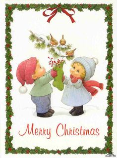 ruth morehead christmas | Рождественские открытки Ruth Morehead » ALLDAY ...