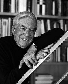 Mario Vargas Llosa. Premio Nobel de Literatura 2010