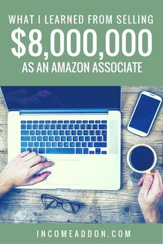 My main method of making money as a #blogger is through the Amazon Associates program. Since I started in the Associates program I have sold over $8,000,000 in products on my way to a six-figure income in commission. This post goes over some of the most important things I've learned about promoting products on Amazon through my blog. Start Up Business, Business Planning, Online Business, Business Tips, Make Money Blogging, How To Make Money, Create Your Own Blog, What To Sell, Breastfeeding And Pumping
