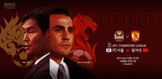 poster(online ver.) 4/21 vs GUANGZHOU EVERGRANDE (AFC Champions League Group Stage)