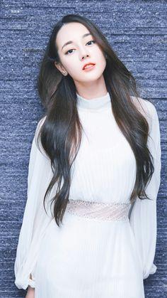 Female Actresses, Chinese Actress, Beautiful Asian Girls, Ulzzang Girl, Pink Girl, Asian Beauty, Cute Girls, Cool Hairstyles, Hair Beauty