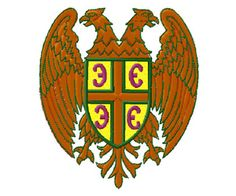#embroidery #embronetto  Embroidery Logo Design 04: Eagle