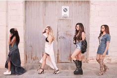 Little Mix ❤ Perrie Edwards, Jade Thirlwall, Jesy Nelson and Leigh Anne ❤✨ Jesy Nelson, Perrie Edwards, Musica Little Mix, Dvb Dresden, Meninas Do Little Mix, Little Mix Photoshoot, Little Mix Glory Days, Little Mix Updates, My Girl