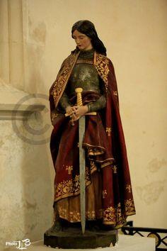 Jeanne d'Arc, église de Notre Dame de Calais