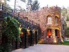 The Dunafon Castle Idledale, CO