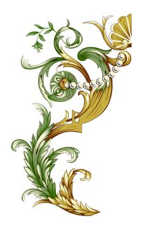 Boarders, Boarder Designs, Baroque, Rooster, Ornaments, Pattern Art, Animals, My Design, The Originals