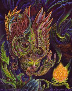 Artwork by Luke Brown