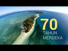 70 TAHUN MERDEKA (Drone Keliling Setengah Indonesia) - https://youtu.be/baIOwGguoVI