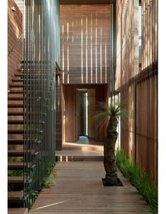 A Sustainable Inner-Suburban Home, Designed To Be Deconstructed + Reused Australian Architecture, Australian Homes, Contemporary Architecture, Melbourne Suburbs, Melbourne House, Architecture Awards, Interior Architecture, Residential Architecture, Pavilion Architecture