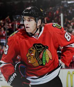 Patrick Kane • Chicago Blackhawks