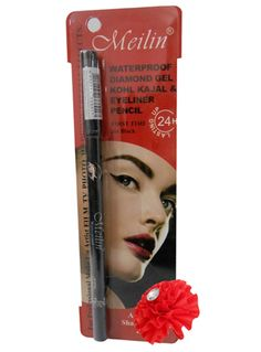 Meilin+Kajal+Pencil+Black+680+Price+₹249.00