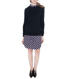 Carven Sweater Shirtdress / AnnMashburn.com