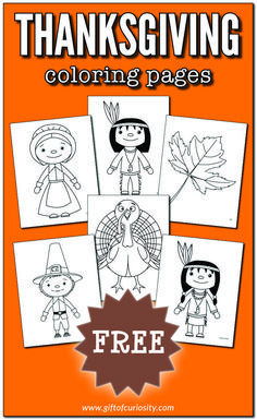 Free Thanksgiving coloring pages for kids Free Thanksgiving Coloring Pages, Thanksgiving Worksheets, Thanksgiving Preschool, Coloring Pages For Kids, Thanksgiving Ideas, Coloring Book, Creative Activities For Kids, Autumn Activities For Kids, Kids Learning Activities