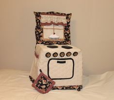 Play Kitchen Stove Chair Cover, Cloth Kitchen Chair Cover, C71 by woodhut on Etsy