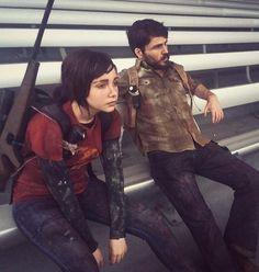 Last of Us cosplay by JorRei Cosplay