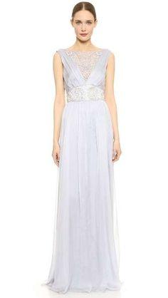 Shop: Petula Dress $2795 #temperleylondon #7Britishdesignerstowatch