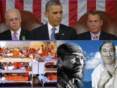 Barack Obama, the State of the Union and the Prison State | For a generation now, predatory policing, the war on drugs and the prison state have been government's most frequent intersection with young black Americans. The gossip before this year's State of the Union was that the president would now do by executive order all those good things Republicans have blocked him on the last 3 years. Does that include reining in or rolling back the prison state? Should we hold our collective breath?