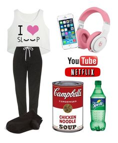 """""""just came home sick :(((("""" by pizza-luv ❤ liked on Polyvore featuring moda, Topshop, Wolford i FingerPrint Jewellry"""