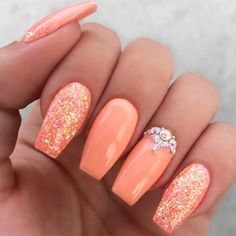 [Acrylic Nails] 65 Best Acrylic Nails - Hashtag Nail Art