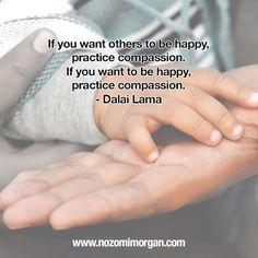Practice Compassion - Nozomi Morgan