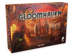 One Available Gloomhaven The Boardgame | Fiction Addiction Books & Games