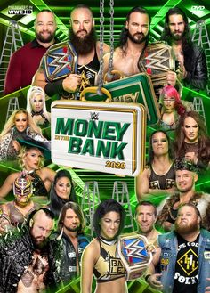 Wwe Ppv, Wwe Money, Wrestling Superstars, Money In The Bank, Becky Lynch, Entertainment, Fire, Bedroom, Boys