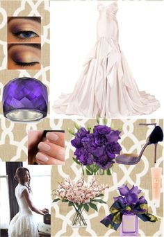 """My wedding day"" by majachopard ❤ liked on Polyvore"