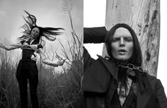 Creepy Fashion Editorials | Pictures | POPSUGAR Fashion Photo 1