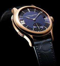 Laurent Ferrier Galet Traveller Dual Time Watch