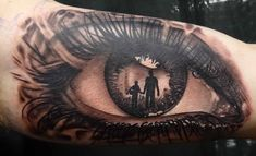 dragos-dinu-realistic-eye-tattoo-design-1 | Sick Tattoos Blog and News ...