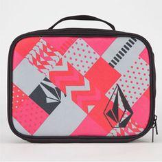 VOLCOM  lunch bag