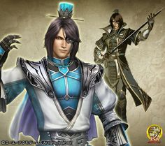 mintybluesnowflakes Dynasty warriors 15 Anniversary wallpaper.   For more: http://www.gamecity.ne.jp/smusou/
