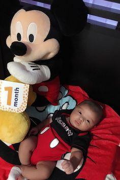 Sebastian first month