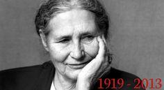 Doris Lessing murió a los 94 años, Agenda - RevistaArcadia.com