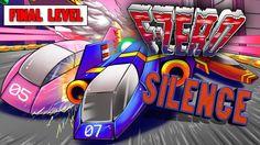 F-ZERO Level#5 Silence|NintendoLandia|Old Fashion Gamer|Gameplay Facecam HD