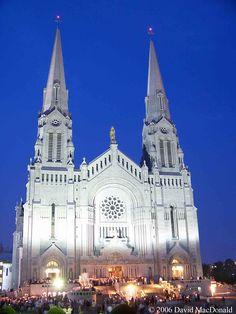 Sainte Anne-de-Beaupré . Québec