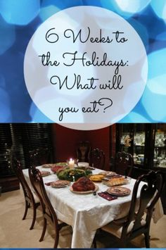 The earlier you start your holiday menu planning the better! I am stocking up on my families favorites for the holidays.