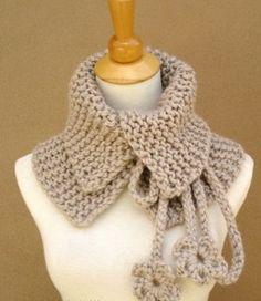 Women Crocheted Neck Warmer Trends 2012 1346 260x300 Women Crocheted Neck Warmer Trends 2012 1346